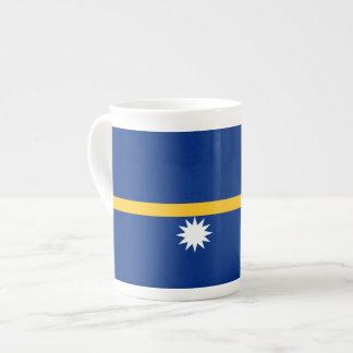 Taza De Té Bandera de Nauru