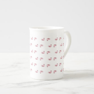Taza De Té Café de los cisnes/taza simples del té
