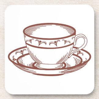 Taza de té de RW Posavasos De Bebida