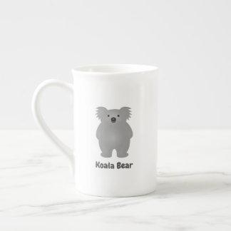Taza De Té El oso de koala lindo del bebé de Australia añade