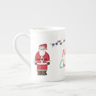 Taza De Té Felices Navidad