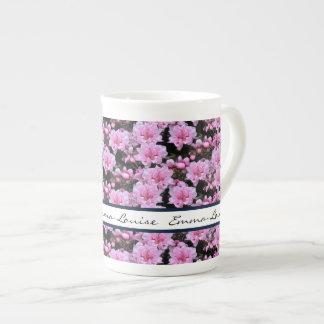 Taza De Té Flores de la nectarina