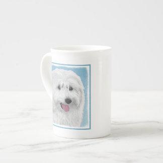 Taza De Té Perro pastor polaco de la tierra baja