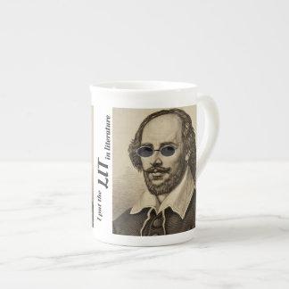 Taza De Té Puse ENCENDIDO en la literatura Shakespeare