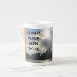 Taza De Té Siempre negro
