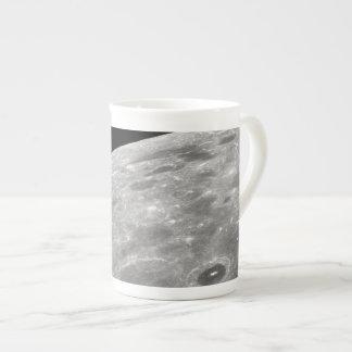 Taza De Té superficie lunar