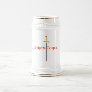 Taza de Templar de los caballeros