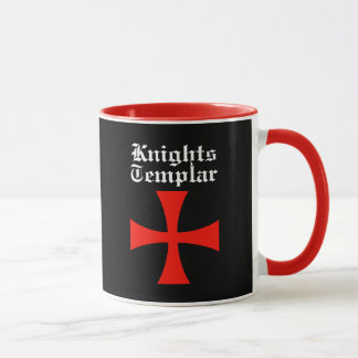 Taza de Templar* Jacques de Molay de los