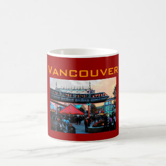 Taza de Vancouver