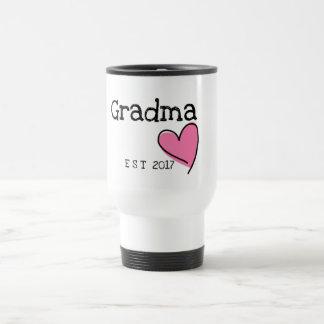 Taza De Viaje abuela est