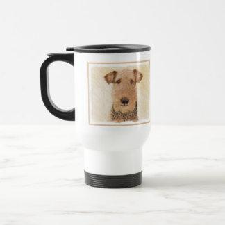 Taza De Viaje Airedale Terrier