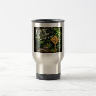 Taza De Viaje Another way - steel coffee mug