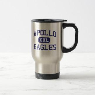 Taza De Viaje Apolo - Eagles - High School secundaria -