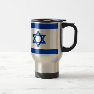 Taza De Viaje ¡Bajo costo! Bandera de Israel