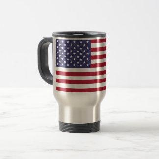 Taza De Viaje Bandera americana