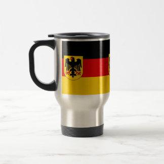 Taza De Viaje Bandera de Alemania - Bundesdienstflagge