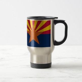 Taza De Viaje Bandera de Arizona