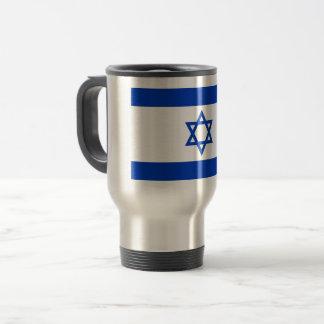 Taza De Viaje Bandera de Israel