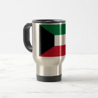 Taza De Viaje Bandera de Kuwait