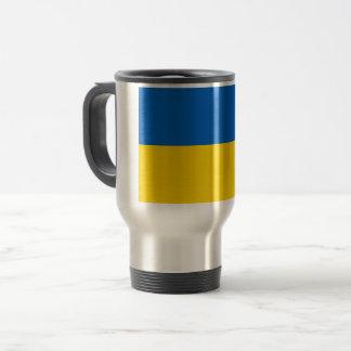 Taza De Viaje Bandera de Ucrania
