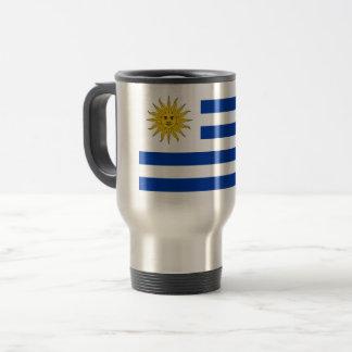 Taza De Viaje Bandera de Uruguay