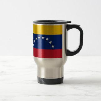 Taza De Viaje Bandera venezolana - bandera de Venezuela -