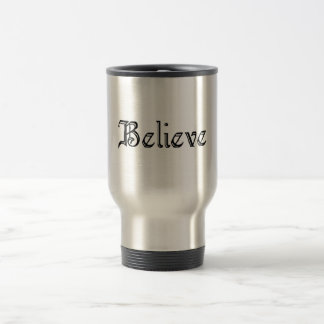 Taza De Viaje Believe3