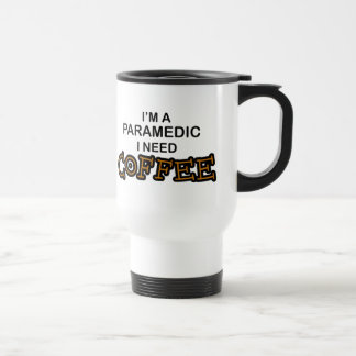 Taza De Viaje Café de la necesidad - paramédico