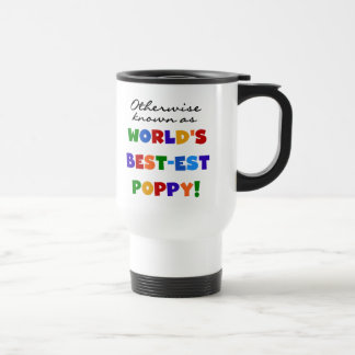 Taza De Viaje Camisetas y regalos si no sabidos de la amapola