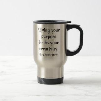 Taza De Viaje Creatividad