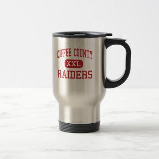 Taza De Viaje El condado de Coffee - asaltantes entrenados para