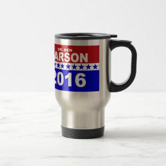 Taza De Viaje El Dr. Ben Carson 2016