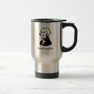 Taza De Viaje George Washington - revolución del La de Vive