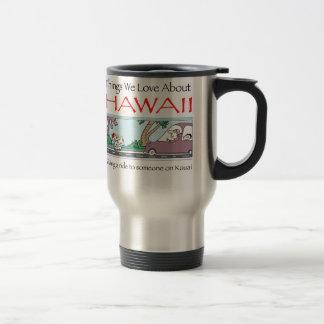 Taza De Viaje Hawaii por Harrop-T-a