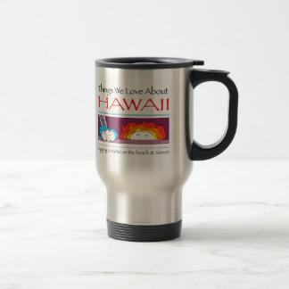 Taza De Viaje Hawaii por Harrop-T-c