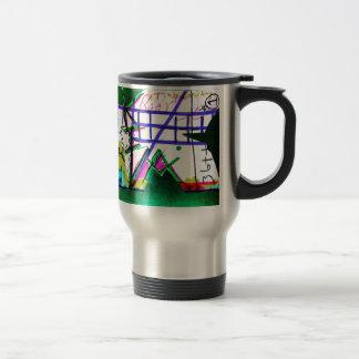 Taza De Viaje Khocolate y filosofía del té donada al diámetro