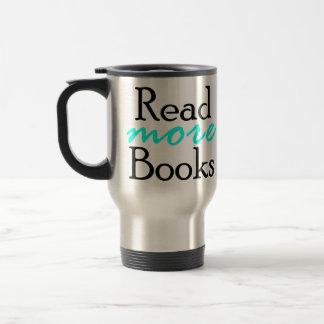 Taza De Viaje Lea más libros