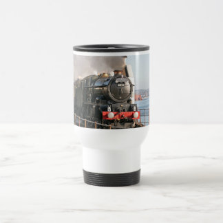 Taza De Viaje Motor de vapor de rey Edward 1