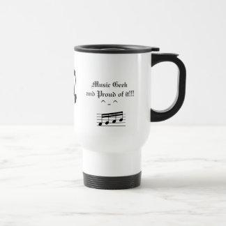 Taza De Viaje Música