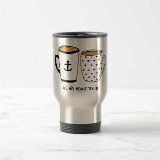 Taza De Viaje Nos significan que sea el té