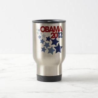 Taza De Viaje Obama 2012