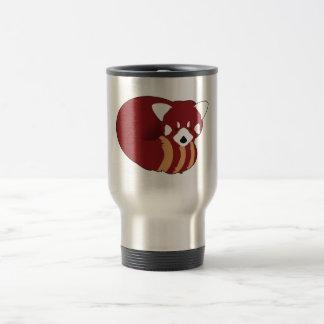 Taza De Viaje Panda roja