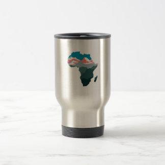 TAZA DE VIAJE PARA GRAN ÁFRICA