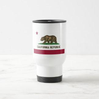 Taza De Viaje República de California