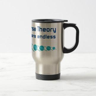 Taza De Viaje Teoría paralela del universo
