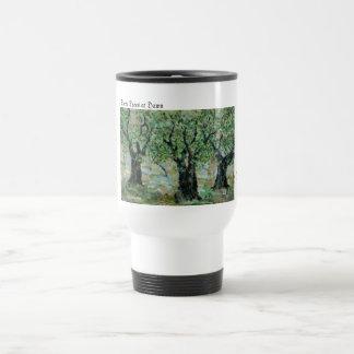 Taza De Viaje ThreeTrees, por Susan A. Lennon, tres árboles en…