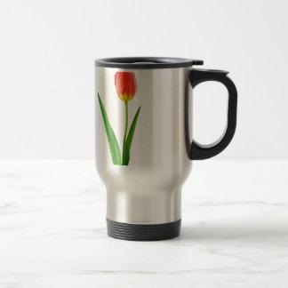 Taza De Viaje tulipán