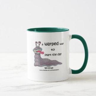 Taza de WereSlug - una manera deformada de