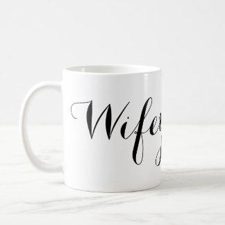 Taza de Wifey