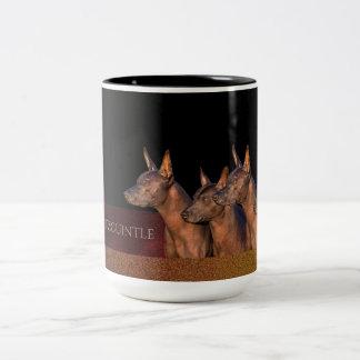 Taza de Xoloitzcuintle